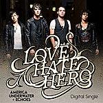 Lovehatehero America Underwater (2-Track Single)