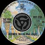 Frankie Valli & The Four Seasons December, 1963 [Oh What A Night] / Slip Away [Digital 45]