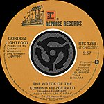 Gordon Lightfoot Wreck Of The Edmund Fitzgerald / The House You Live In [Digital 45]
