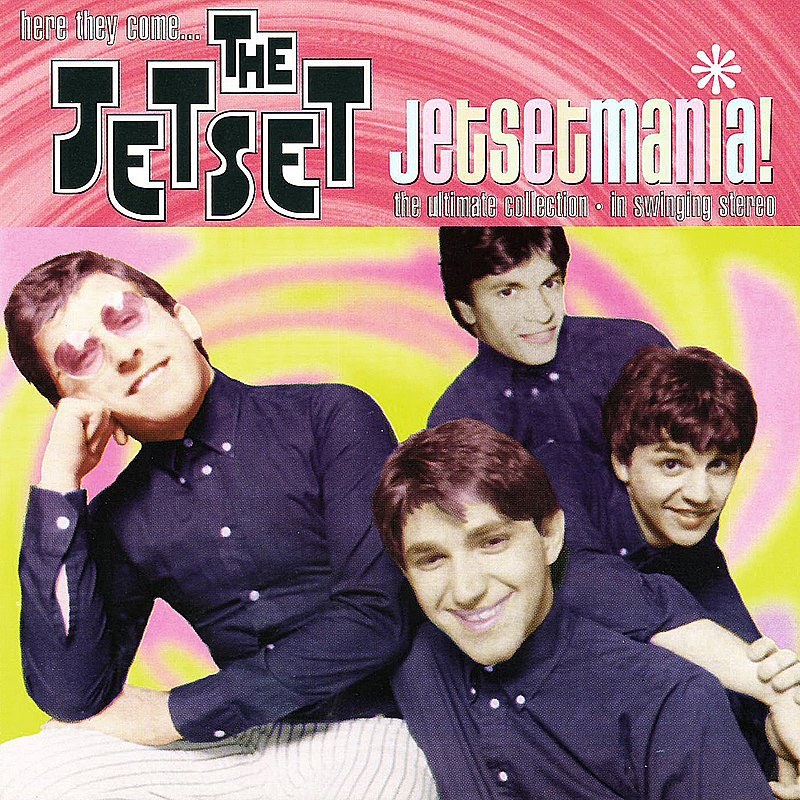 Cover Art: Jetsetmania!