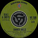 Seals & Crofts Summer Breeze / East Of Ginger Trees [Digital 45]
