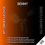 Benny My Driver License (3-Track Maxi-Single)