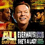 Ali Campbell Everways/She's A Lady
