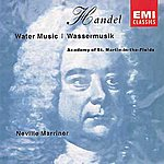 Academy Of St. Martin-In-The-Fields Handel: Water Music