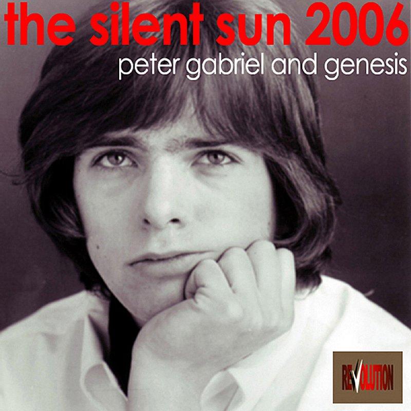 Cover Art: The Silent Sun 2006