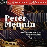 New York Philharmonic Peter Mennin
