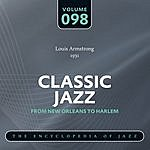 Louis Armstrong & His Band Classic Jazz - The World's Greatest Jazz Collection 1917-1932: Vol. 98