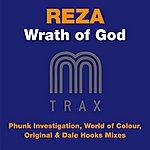 Reza Wrath Of God (4-Track Maxi-Single)
