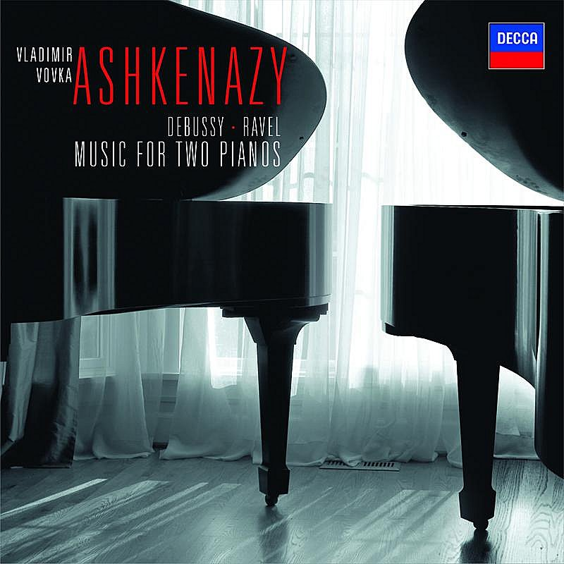 Cover Art: Ashkenazy Duets