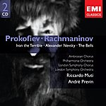 Riccardo Muti Prokofiev:ivan The Terrible/Alexander Nevsky/The Bells
