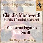 Jordi Savall Claudio Monteverdi: Madrigali Guerrieri Et Amorosi