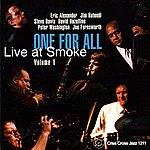 Eric Alexander Live At Smoke Vol.1