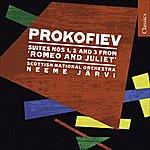 Neeme Järvi Prokofiev: Romeo And Juliet Suites Nos. 1, 2, 3