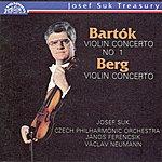 Czech Philharmonic Orchestra Bartok/Berg: Violin Concertos