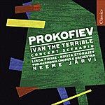 Neeme Järvi Prokofiev, S.: Ivan The Terrible (Concert Scenario) (Philharmonia Chorus And Orchestra, N. Jarvi)
