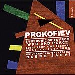 Neeme Järvi Prokofiev, S.: War And Peace Symphonic Suite / Summer Night / Russian Overture (Philharmonia Orchestra, N. Jarvi)