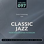 Louis Armstrong & His Band Classic Jazz - The World's Greatest Jazz Collection 1917-1932: Vol. 97