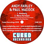 Andy Farley Anomaly / Move Forward