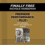 Nichole Nordeman Finally Free (Premiere Performance Plus Track)