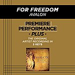 Avalon For Freedom (Premiere Performance Plus Track)