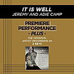 Jeremy Camp It Is Well (Premiere Performance Plus Track)