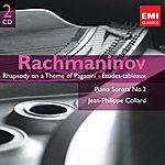 Jean-Philippe Collard Rachmaninov: Music For Solo Piano Etc