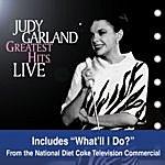 Judy Garland Greatest Hits Live