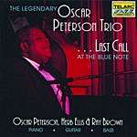 Oscar Peterson Trio Last Call At The Blue Note