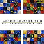 Jacques Loussier Trio Bach's Goldberg Variations
