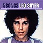 Leo Sayer 5 Songs Ep