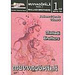 Malladi Brothers Muvvagopala – Padams & Javalis – Volume 3