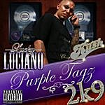 Lucky Luciano Purple Tagz 2k9