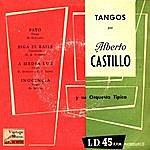 """Alberto Castillo Vintage Tango Nº 10 - Eps Collectors """"a Media Luz"""""""