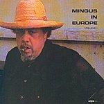 Charles Mingus Charles Mingus In Europe
