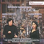 Russian Philharmonic Orchestra Instrumental Masterpieces By Bach