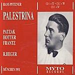 Robert Heger Hans Pfitzner: Palestrina