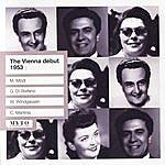 Wiener Symphoniker The Vienna Debut, 1953
