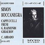 Claudio Abbado Giuseppe Verdi: Simon Boccanegra