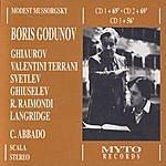 Claudio Abbado Modest Mussorgsky: Boris Godunov