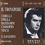 Gianandrea Gavazzeni Giuseppe Verdi: Il Trovatore