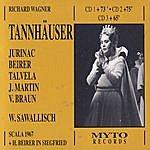 Wolfgang Sawallisch Richard Wagner: Tannhäuser