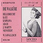 Wolfgang Sawallisch Richard Wagner: Die Walküre