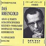 Wolfgang Sawallisch Richard Wagner: Das Rheingold