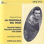 Antonino Votto Giacomo Puccini: La Fanciulla Del West