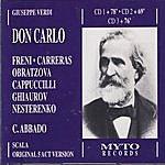 Claudio Abbado Giuseppe Verdi: Don Carlo