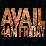Avail 4 AM Friday