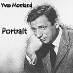 Yves Montand Portrait