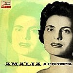 """Amália Rodrigues Vintage World No. 37 - Eps Collectors """"in Concert At L'olympia Of Paris"""""""