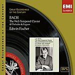 Edwin Fischer Bach: The Well-Tempered Clavier - 48 Preludes & Fugues Bwv 846-893