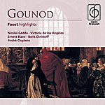 André Cluytens Gounod: Faust (Highlights)